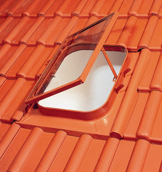 Dachfenster Alldach 45 x 85 cm farbeschichtet